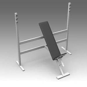 bench fitness x