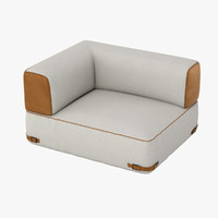 Fendi Soho Sofa
