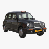 London Cab TX1