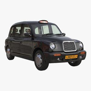 london cab tx1 3ds
