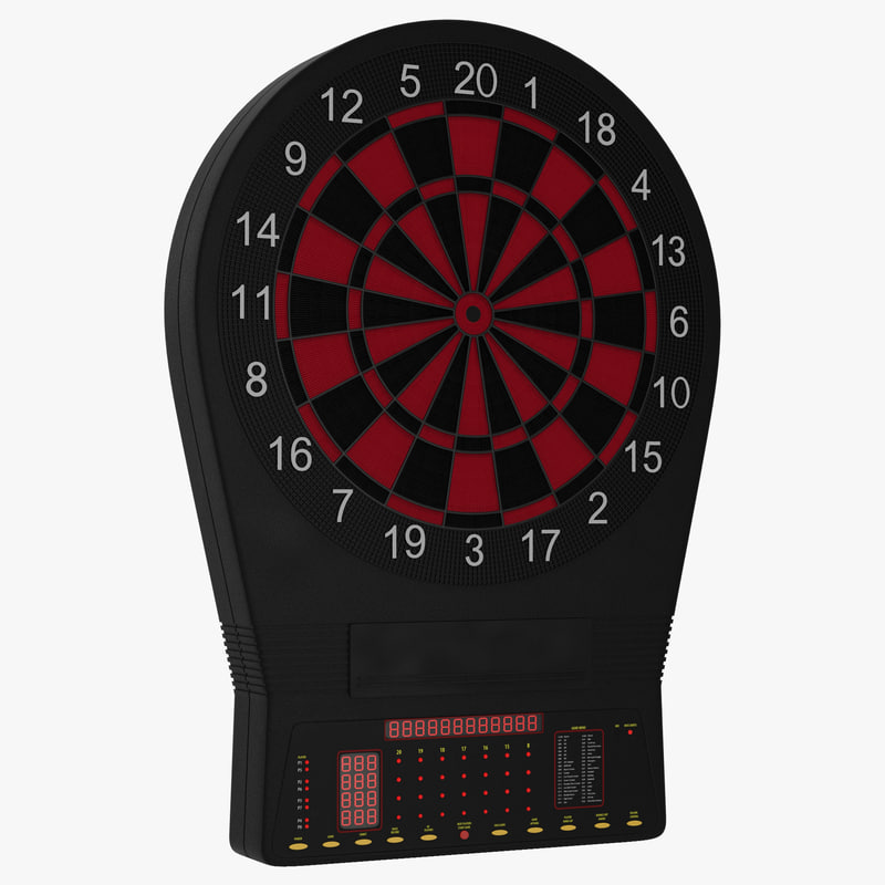 3d electronic dartboard generic