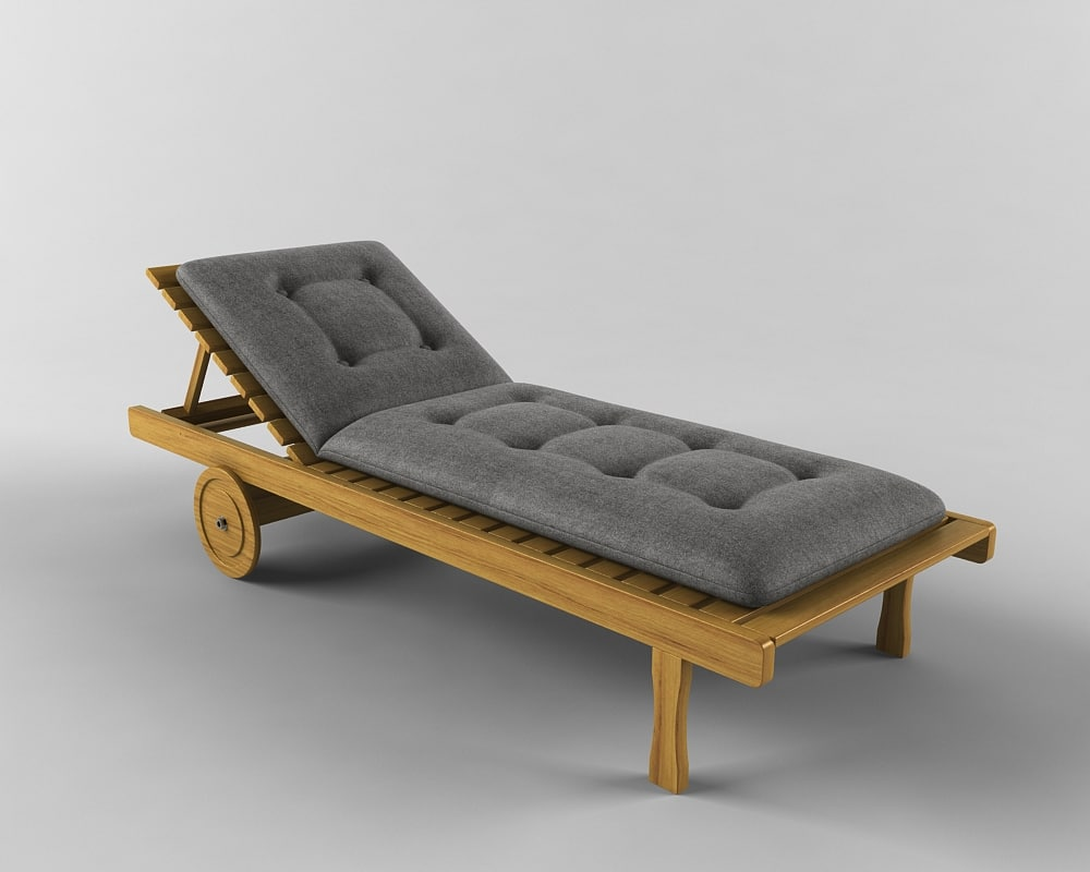 max deck chair