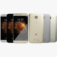 Huawei G8 All Colors