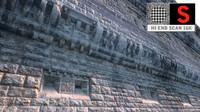 walls medieval 3d max