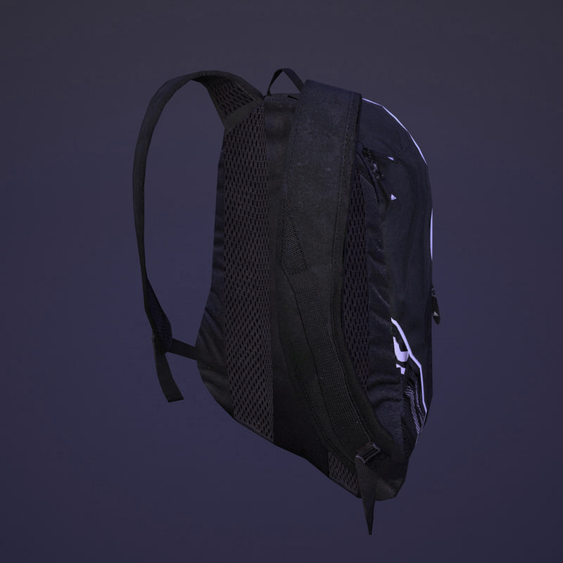 3dsmax backpack