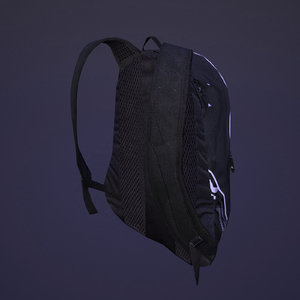 3dsmax backpack
