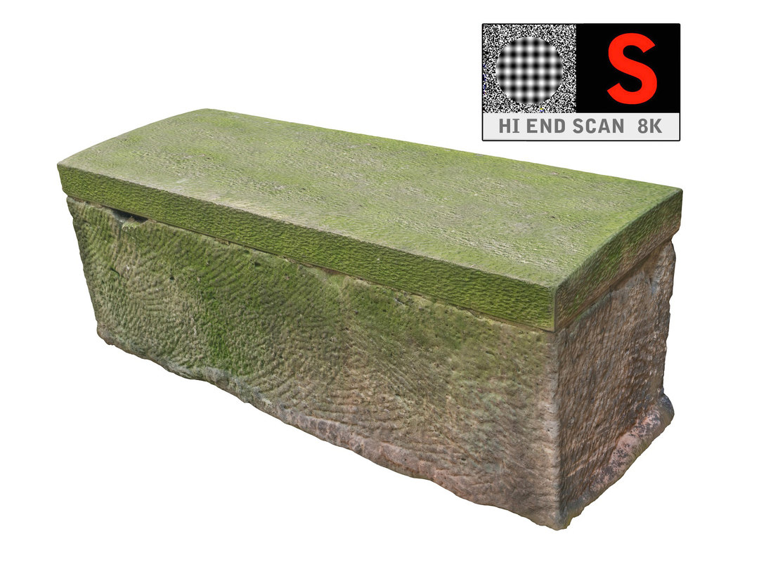 tomb hd scan 3d model