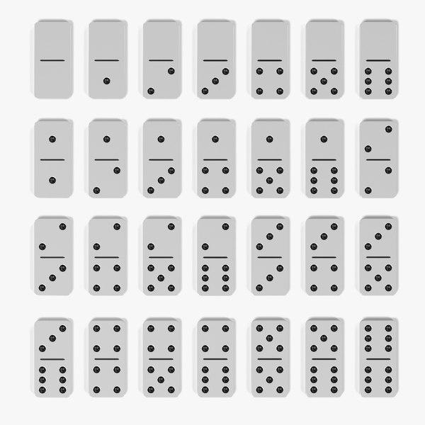 domino board 3d 3ds