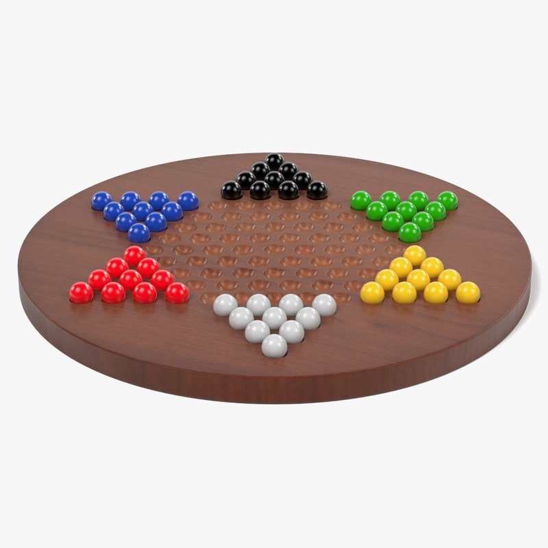 3d chinese checkers