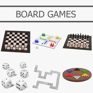 board games 3d 3ds