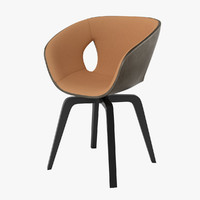 Poltrana Frau Ginger Chair