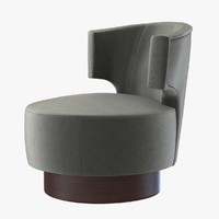 Holly Hunt MESA OCCASIONAL CHAIR