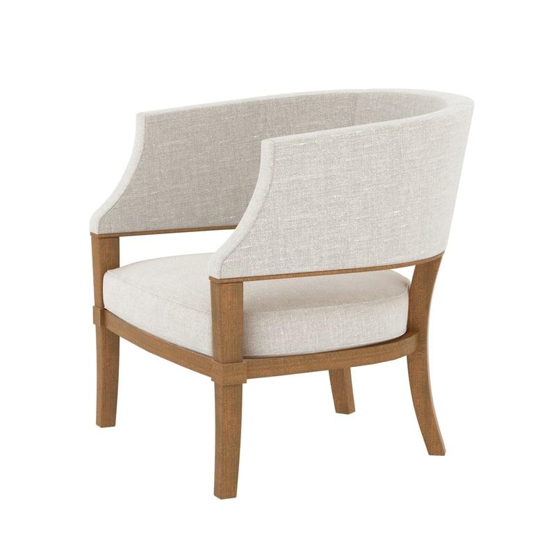 3d chair south beach holly model