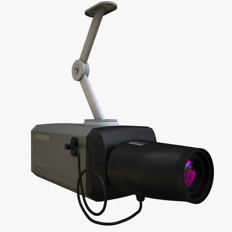 3d samsung security camera sdc-435 model