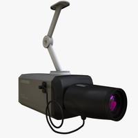 Samsung Security Camera SDC-435