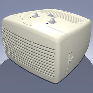 3d personal air purifier