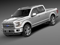Ford F-150 CrewCab Limited 2016