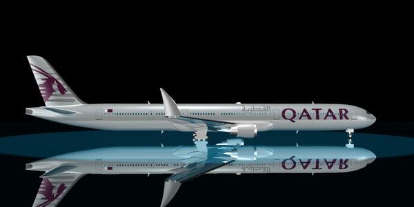 max qatar airways boeing 777