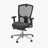 Office Chair 3D Models for Download | TurboSquid