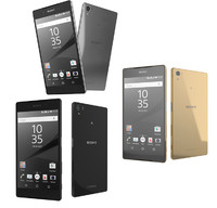 Sony Xperia Z5 Premium All Colors