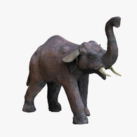 elephant scan 3ds