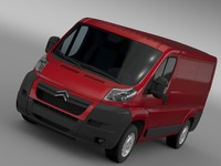 lightwave citroen jumper 250 l1h1