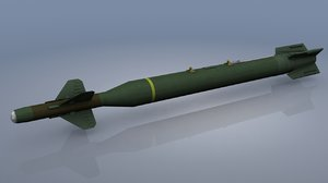 3d paveway guided missile