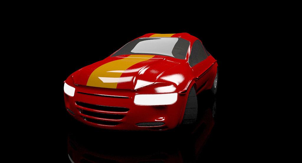 max race car