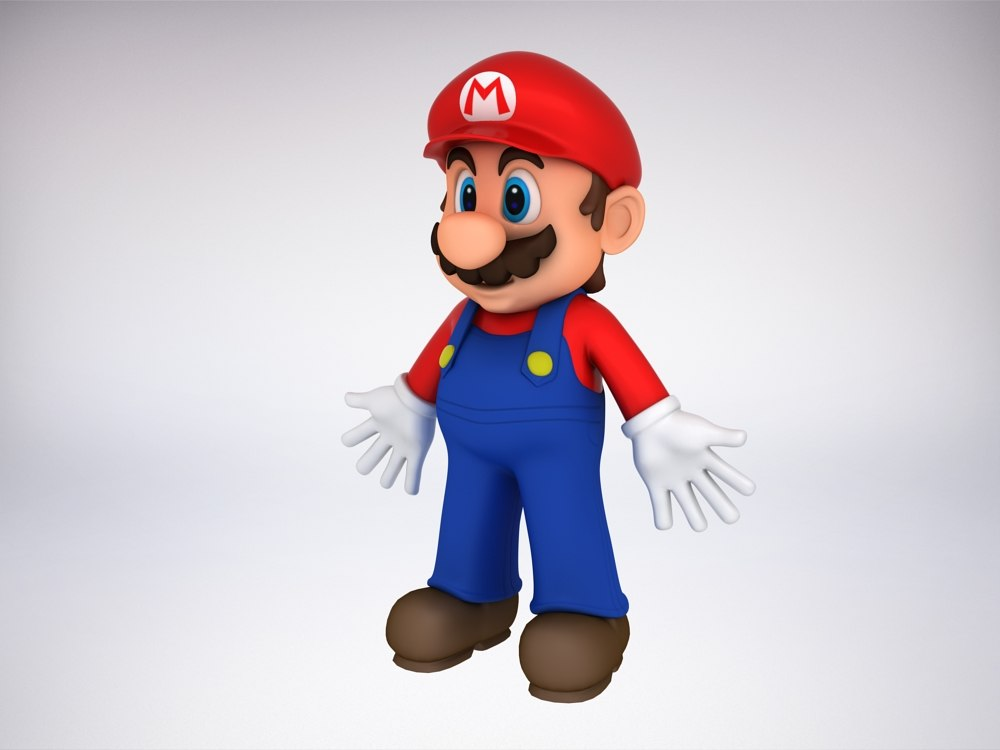 This is a photo of Irresistible Mario Bros Picture