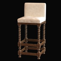 MacRae Dornie Bar Stool