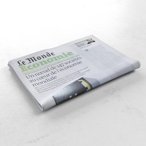 le monde economie newspaper 3d 3ds