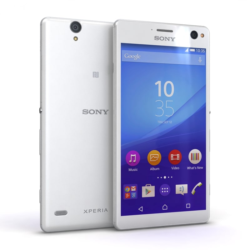 sony xperia c4 dual 3d 3ds