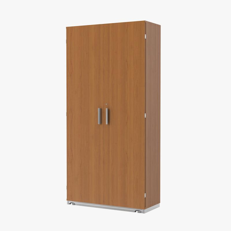 3d model of storage unit 5p1000