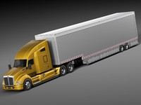 Kenworth T680 2015 Trailer