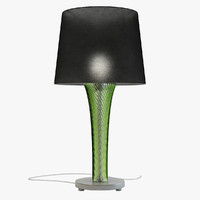 3d table lamp barovier toso model