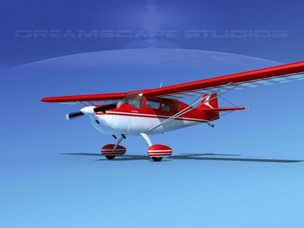 3d max citabria 7kcab propeller