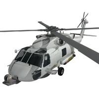 3d model mh-60 seahawk s