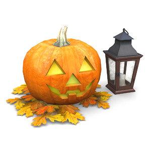 lwo halloween decorations
