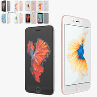 Apple iPhone 6s and iPhone 6s plus 2015