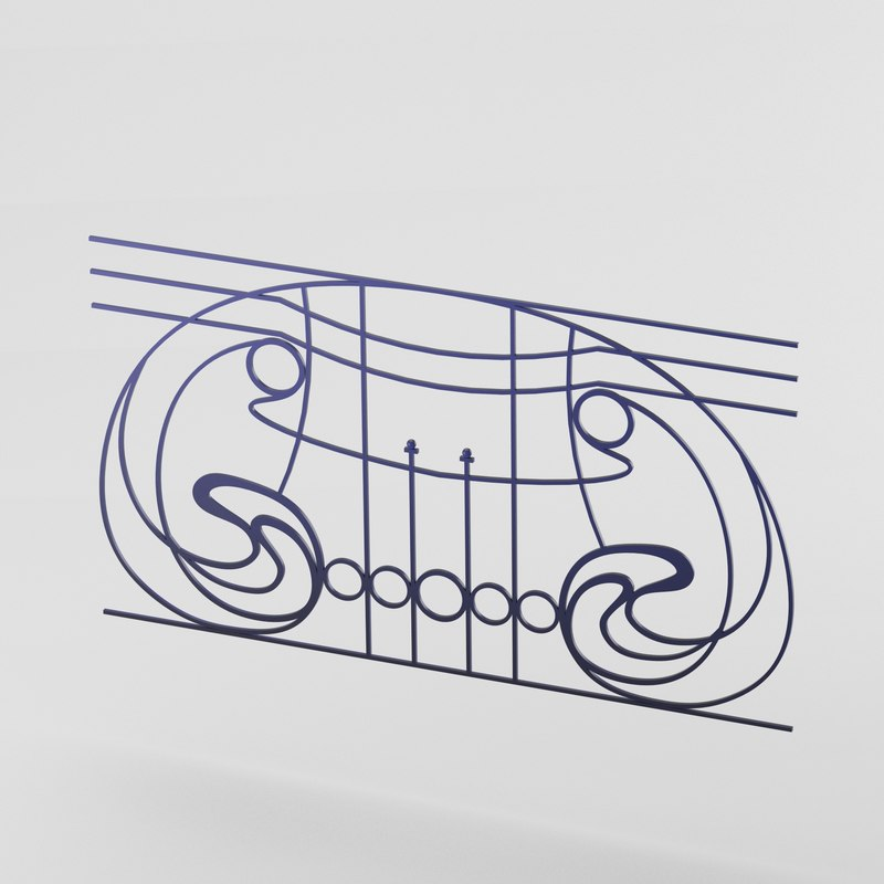 3d decorative lattice