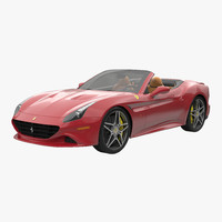 3d ferrari california t 2015