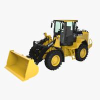 John Deere 444K Wheel Loader