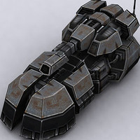sci-fi tank 7 3ds