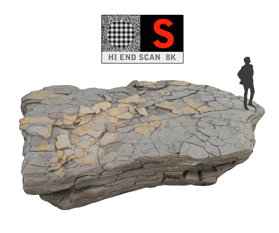 rock cliff hd 8k max