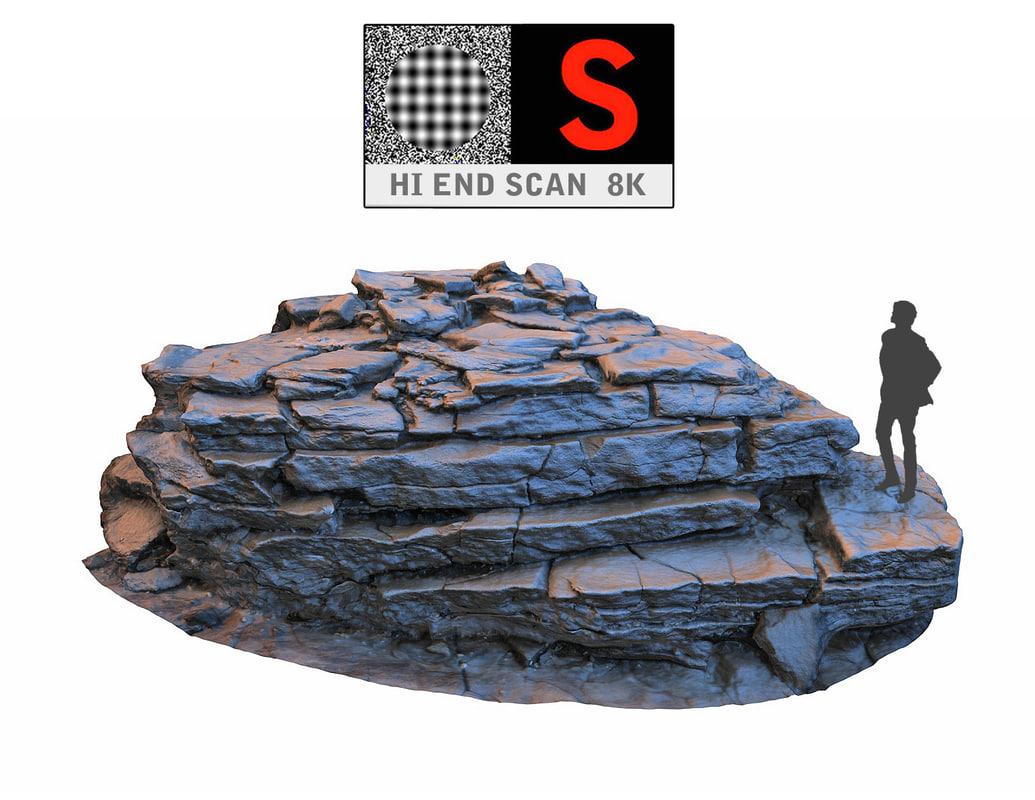 max rock cliff hd 8k