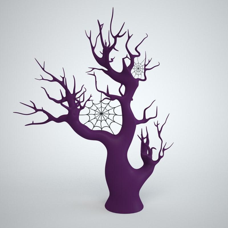 tree halloween 3ds