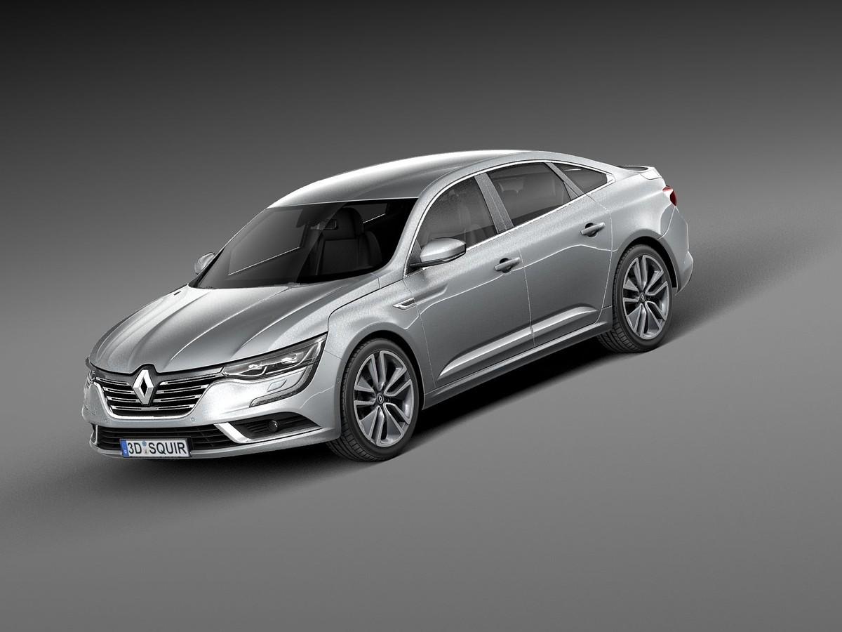 2018 renault talisman. Delighful Talisman 2016 Renault Talisman 3d C4d To 2018