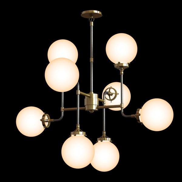 max lamp light bistro globe