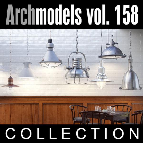 3dsmax archmodels vol 158