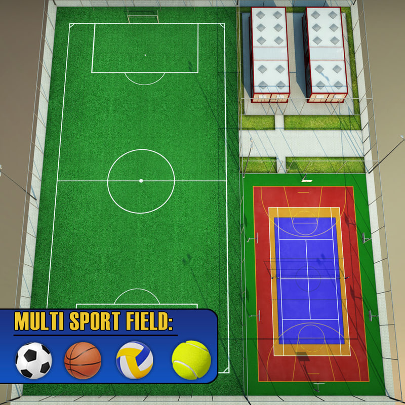 3ds court arena sport pack